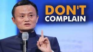 Quote from Jack Ma